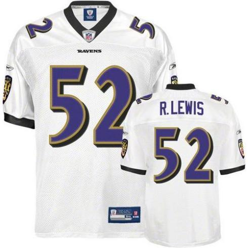 Ray-Lewis-Jersey-Baltimore-Ravens-52-Replica-White-Jersey