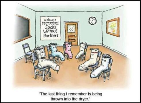 socks without partners