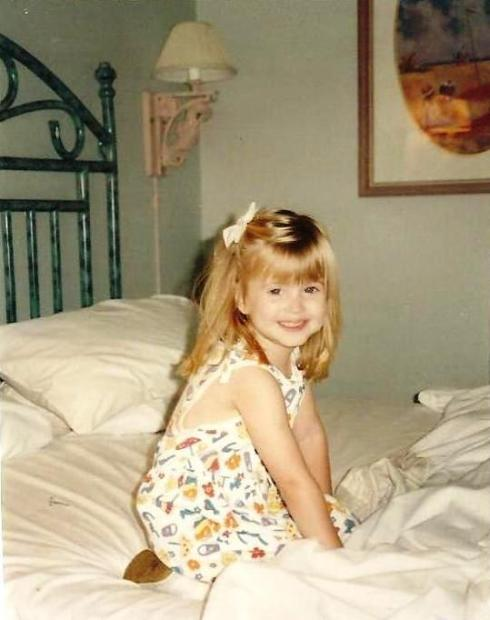 Meredith Baby Pic 1