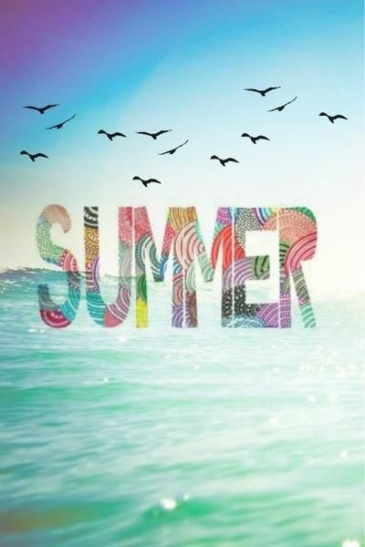 Summer!  Bring it on!