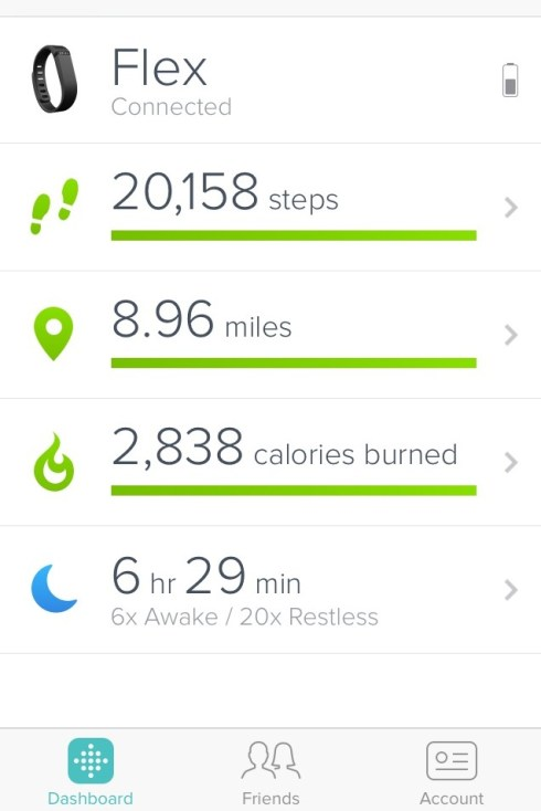 fitbit time