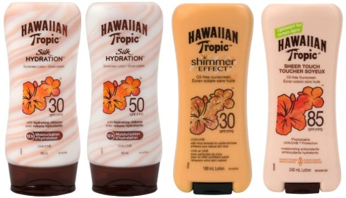 Hawaiian-Tropic-line-up