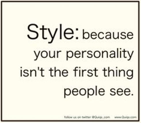 style because