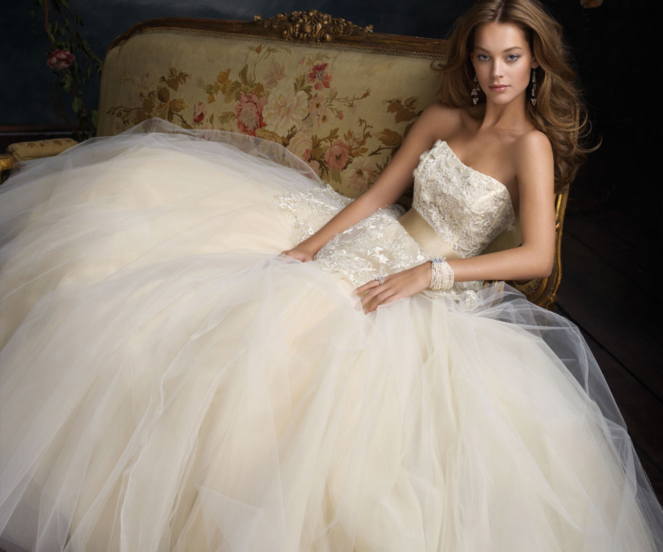 Tulle Dress Picture Collection