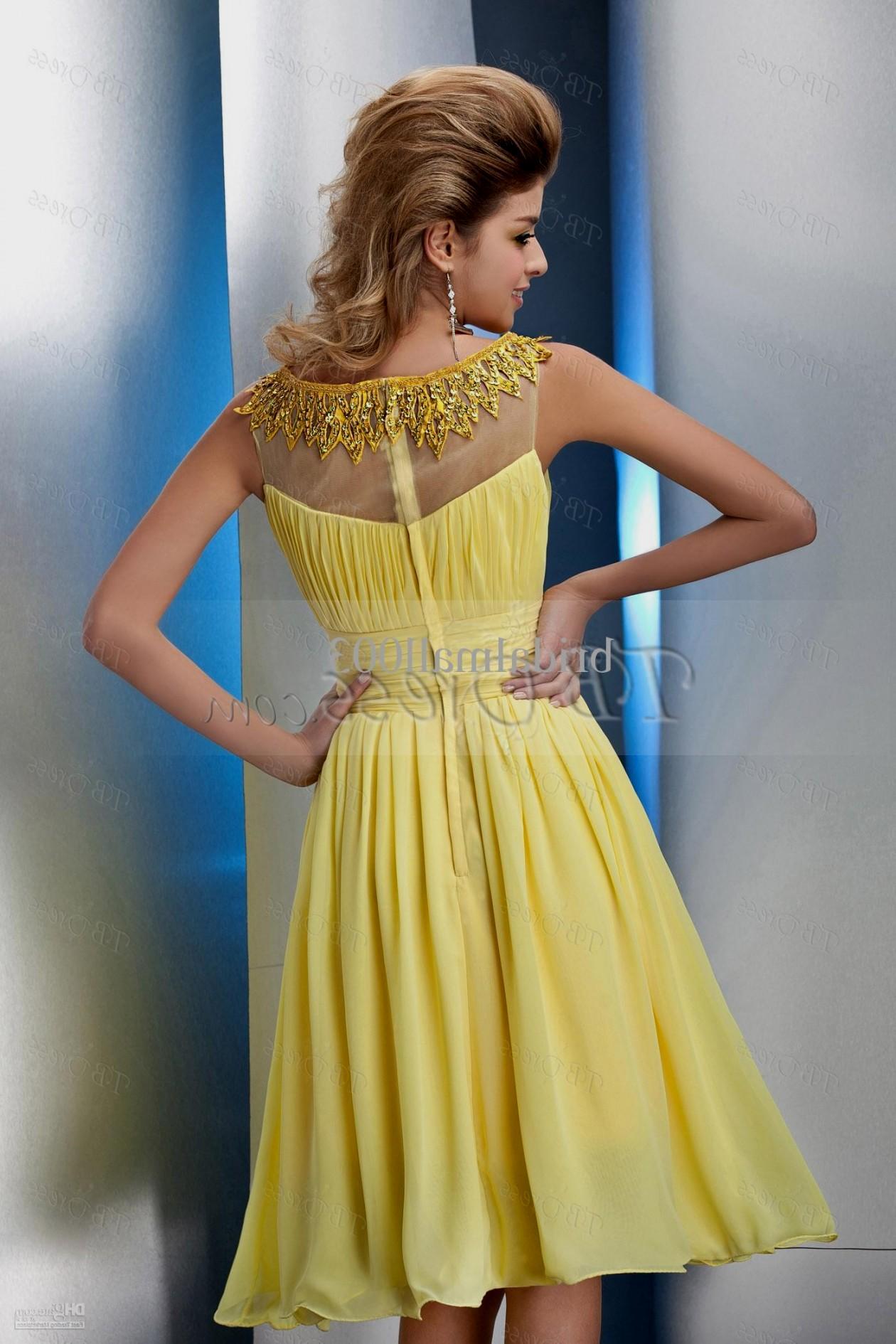Yellow Dresses Sale