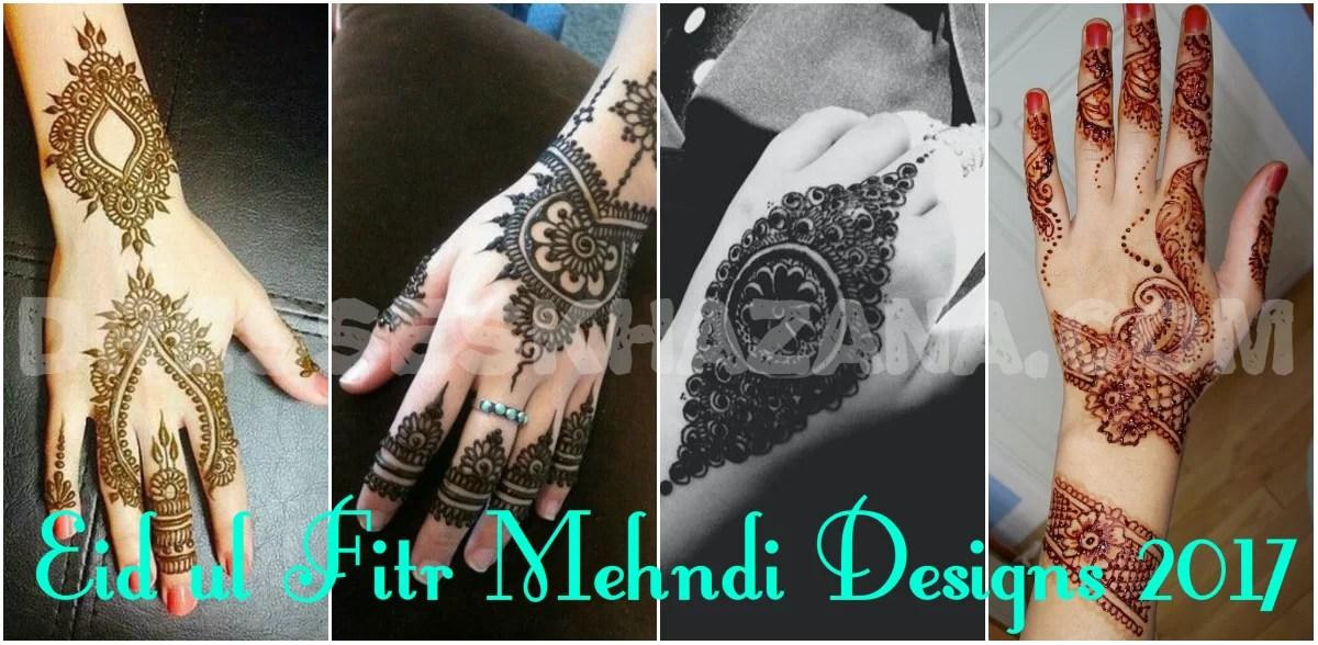 Eid Mehndi Designs 2017 Sizzling Latest Henna Designs