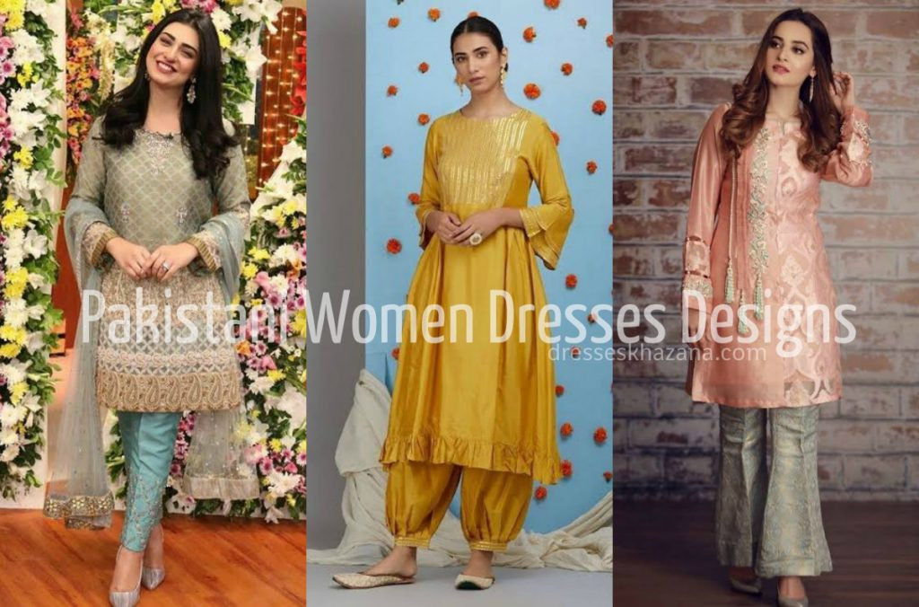 Pakistani Women Dresses Designs 2020 Online Women Outfit Collection