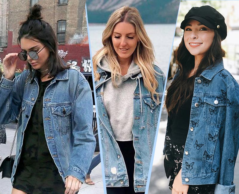 50 Denim Jacket For Women Street Style Ideas Dressfitme