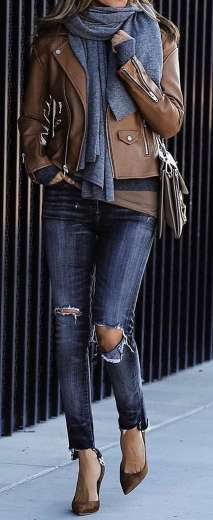Badass leather clothes for women (011) | fashion