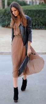Badass leather clothes for women (032)   fashion