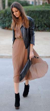 Badass leather clothes for women (032) | fashion