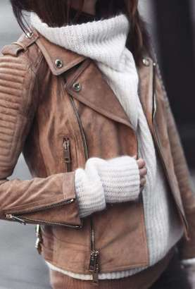 Badass leather clothes for women (055) | fashion