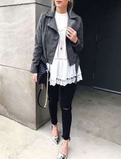 Badass leather clothes for women (061)   fashion