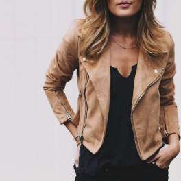 Badass leather clothes for women (093) | fashion