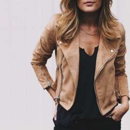 Badass leather clothes for women (093)   fashion