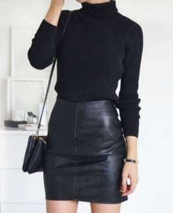Badass leather clothes for women (100) | fashion