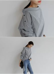 Blouse design idea and inspiration 061 fashion