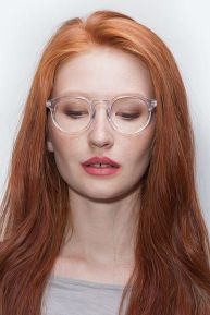 Clear Glasses Frame For Women's Fashion Ideas #Transparent #Eyeglass (01)