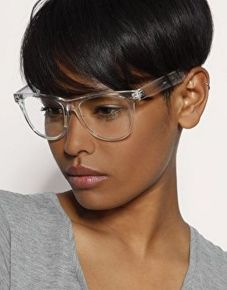 Clear Glasses Frame For Women's Fashion Ideas #Transparent #Eyeglass (02)