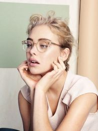 Clear Glasses Frame For Women's Fashion Ideas #Transparent #Eyeglass (08)