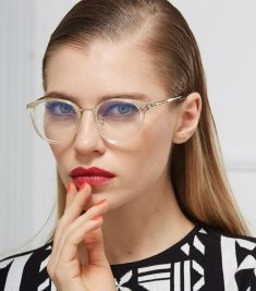 Clear Glasses Frame For Women's Fashion Ideas #Transparent #Eyeglass (12)