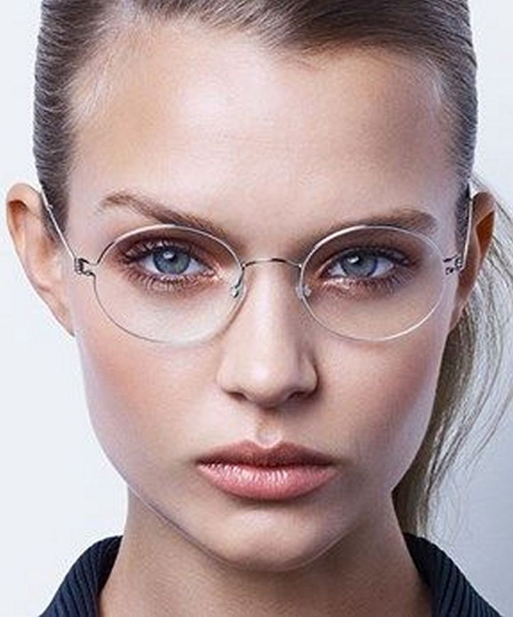 Clear Glasses Frame For Women's Fashion Ideas #Transparent #Eyeglass (24)