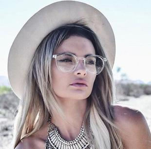 Clear Glasses Frame For Women's Fashion Ideas #Transparent #Eyeglass (46)