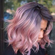 Colorful pink hairstyles (12)