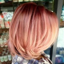 Colorful pink hairstyles (17)