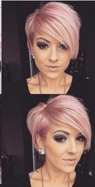 Colorful pink hairstyles (3)