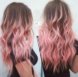 Colorful pink hairstyles (31)