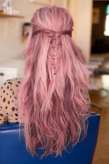 50 Colorful Pink Hairstyles To Inspire Your Next Dye Job • DressFitMe