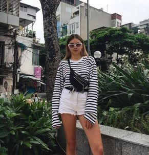 Alfsixty1.com -: Fannypack Outfits Street Style Ideas