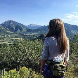 Love Where I Live, Work & Play:smiley: #aspencolorado #weareoutdoor #olovesmbags #madeinamerica #orshow #madeincolorado #veganhandbags #veganfashion #fannypack #outdoorwomen #outdoorretailer #mompreneur #hikinggear #hiking #hikingadventures #hikewithk