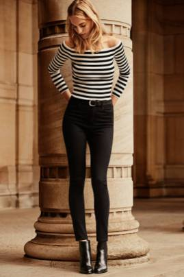 French street style looks (15) | fashion