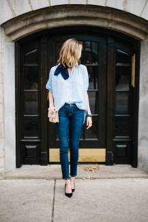 French street style looks (22) | fashion
