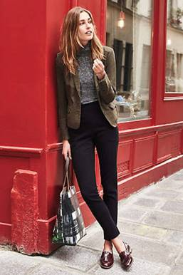 French street style looks (35) | fashion