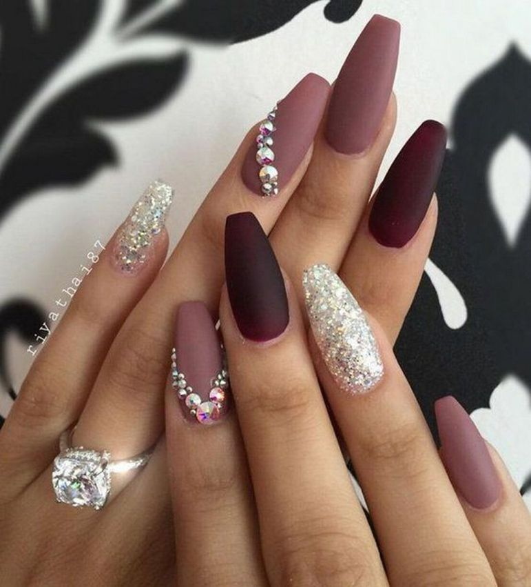 Gorgeous nail art designs (20)