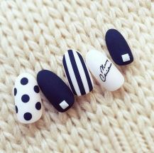 Gorgeous nail art designs (39)