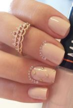 Gorgeous nail art designs (40)