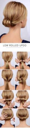 Hairstyles diy and tutorial for all hair lengths 011 | fashion