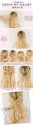 Hairstyles diy and tutorial for all hair lengths 012   fashion