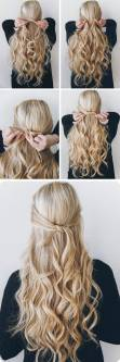 Hairstyles diy and tutorial for all hair lengths 013 | fashion
