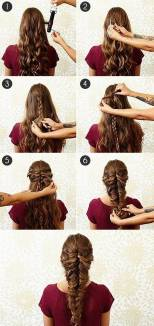 Hairstyles diy and tutorial for all hair lengths 025   fashion