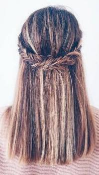Hairstyles diy and tutorial for all hair lengths 030 | fashion