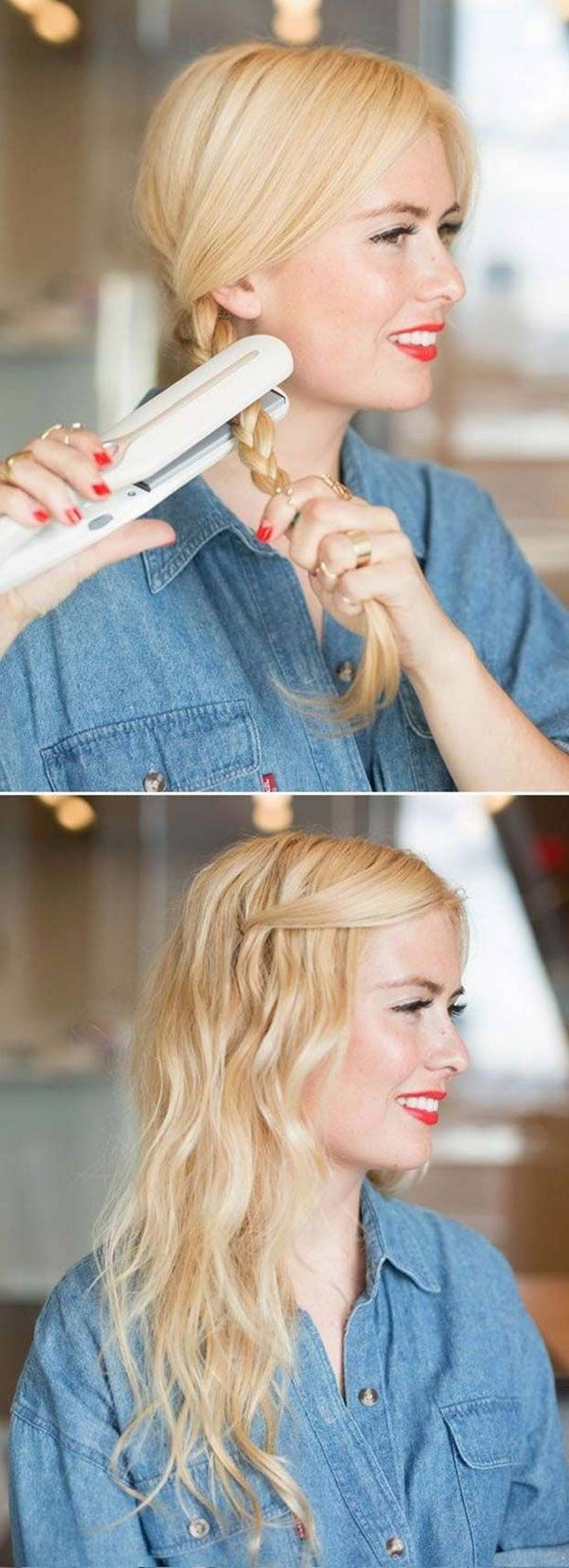 Hairstyles diy and tutorial for all hair lengths 033 | fashion