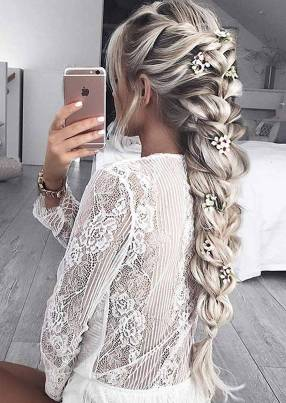 Hairstyles diy and tutorial for all hair lengths 038   fashion