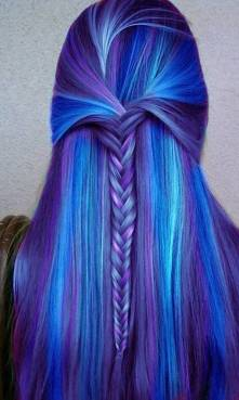 Hairstyles diy and tutorial for all hair lengths 069 | fashion