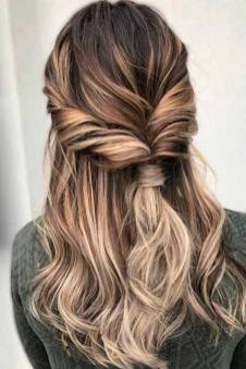 Hairstyles diy and tutorial for all hair lengths 080   fashion