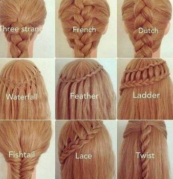 Hairstyles diy and tutorial for all hair lengths 113 | fashion